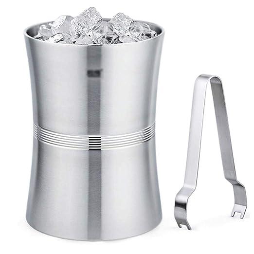 Compra MONYY--ICE BUCKET Cubo De Hielo De Acero Inoxidable ...