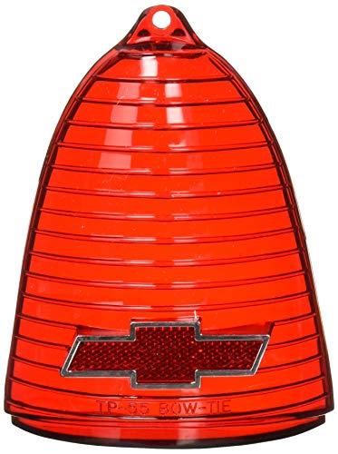 - Trim Parts A1019C 1955 Chevy Full Size Bowtie Tail Light Lens