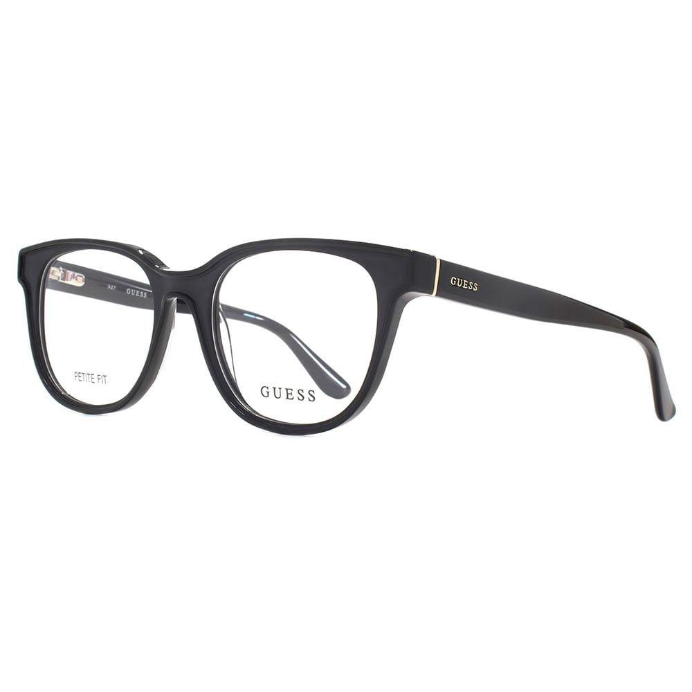 Guess gu2648 Brillen in Schwarz Matt GU2648 002 50 Matte Black Clear ...