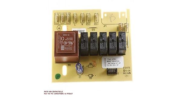 Thermor – Tarjeta de Cableado Connection – 72 x 8108: Amazon.es: Grandes electrodomésticos