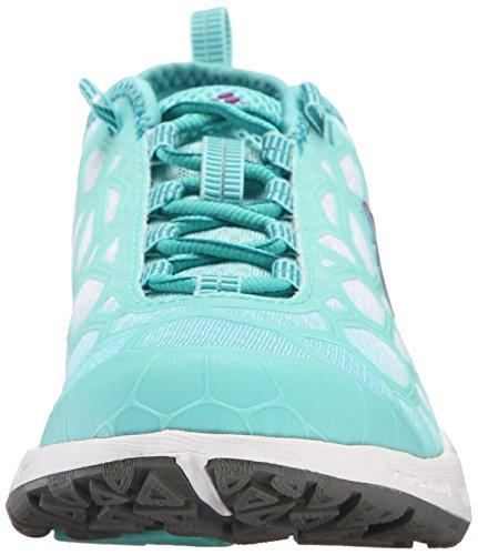 Columbia Megavent - Zapatillas de running Mujer Multicolor - Multicolor (Candy Mint/Razzle)