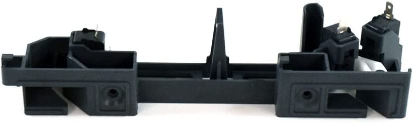 Samsung DE96-00414D Microwave Door Interlock Support Genuine Original Equipment Manufacturer (OEM) Part