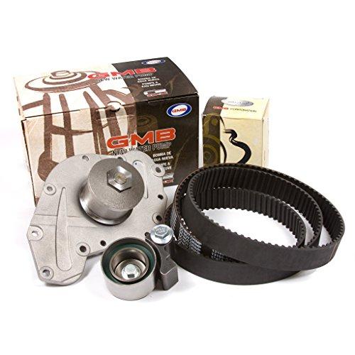Price comparison product image Fits 05-10 Chrysler Dodge 3.5 SOHC 24V Timing Belt Kit GMB Water Pump