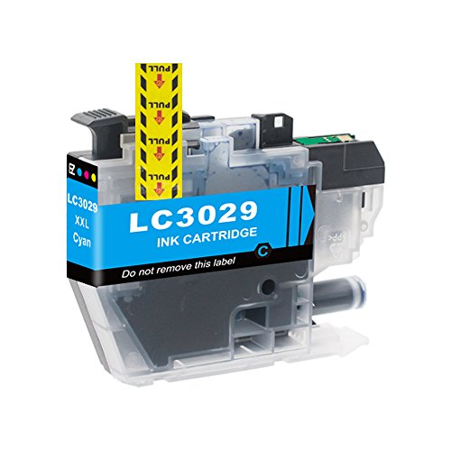 E-Z Ink (TM) Compatible Ink Cartridge for Brother LC3029 XXL (1 Black, 1 Cyan, 1 Magenta, 1 Yellow)4 Pack works with MFC-J5830DW MFC-J5830DWXL MFC-J5930DW MFC-J6535DW MFC-J6535DWXL MFC-J6935DW Photo #7