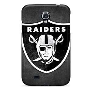 Excellent Design The Oakland Raiders Phone Case For Galaxy S4 Premium Tpu Case