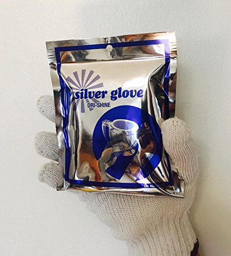 Prince Trading Company Silver Glove Dri-Shine
