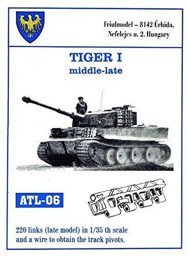 Friulmodel atl06 Tiger I & Sturmtiger