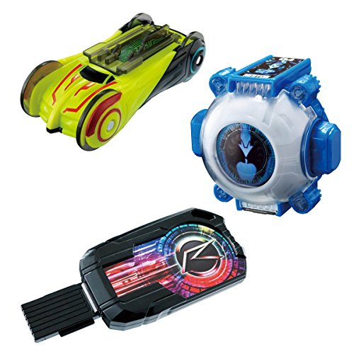 Bandai Kamen Rider Drive DX Shift Next Special Surprise Future Set