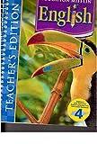 img - for Houghton Mifflin English Grade 4, Teacher's Edition book / textbook / text book