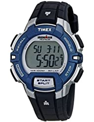 Timex Womens T5K8109J Ironman Rugged 30 Digital Display Quartz Black Watch