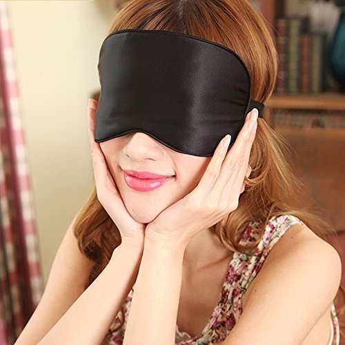 XJH88 Authentic Natural Smooth Blindfold