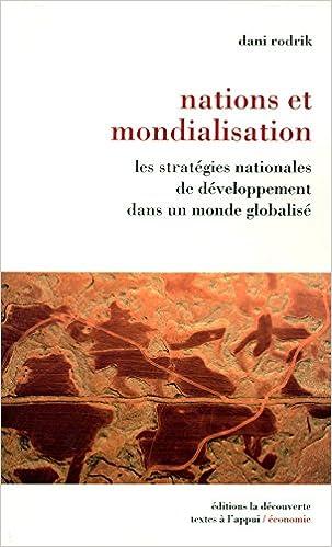 Lire un Nations et mondialisation epub, pdf