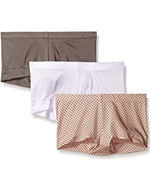 Women's 3-Pack Dream Boyshort Panty