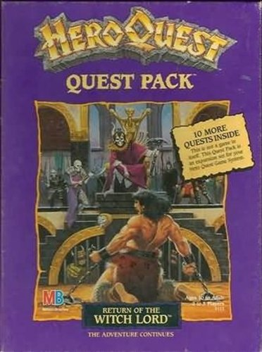 hero quest game system - 3
