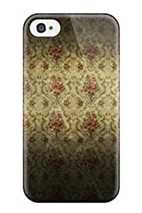 High Grade ZippyDoritEduard Flexible Tpu Case For Iphone 4/4s - Abstract