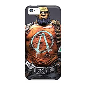 Sandrajh Iphone 5c Hybrid Tpu Case Cover Silicon Bumper Salvador Borderlands
