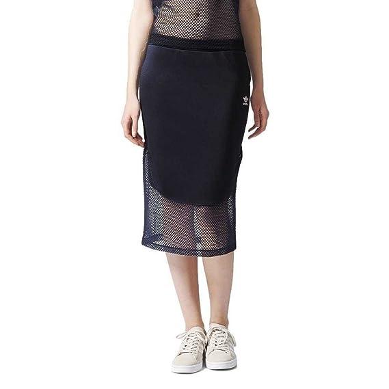 adidas Osaka Midi Falda de Tenis, Mujer: Amazon.es: Ropa y accesorios