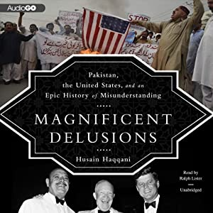Magnificent Delusions Audiobook