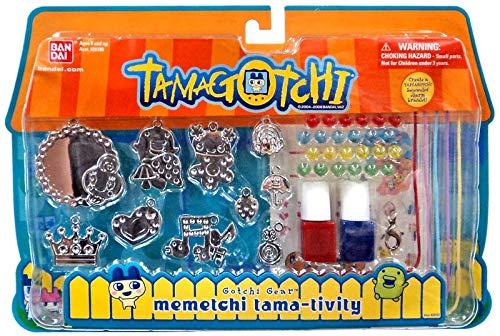 (Bandai Tamagotchi Connection V5 - Tamagotchi Activity Set - Gotchi Gear Bracelet - Memetchi Set)