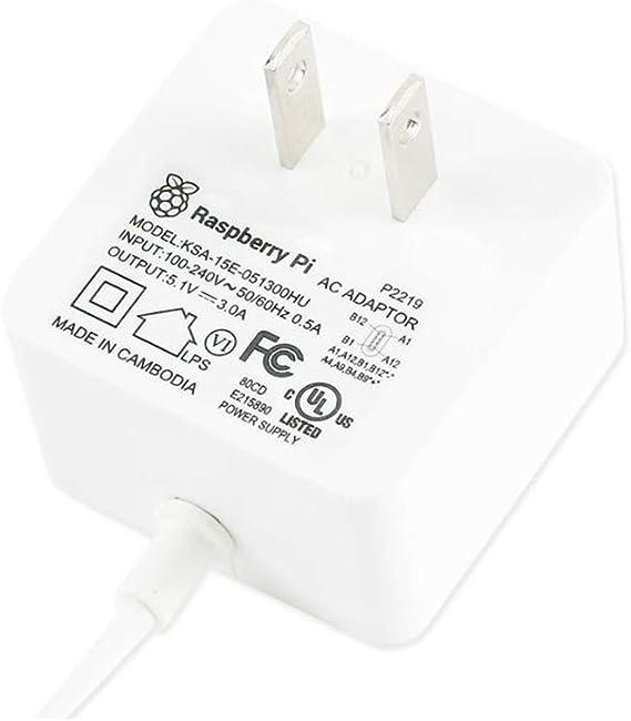 2 Micro HDMI to HDMI Cables with 32GB MicroSDHC Card 3 Premium Heatsinks Card Reader Raspberry Pi 4 case 5.1V3.0A USB-C Power supply Quick Start Guide,Premium Case and Portable Box for Pi 4 4GB