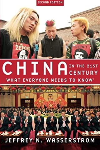 China in the 21st Century: What Everyone Needs to Know - Island Company Blue Oxford