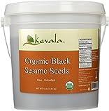 Roland Sesame Seeds, Roasted Black, 16 Ounce