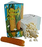 FARMER'S POPCORN COB (2.5oz)- Microwavable Popcorn Pack of 8