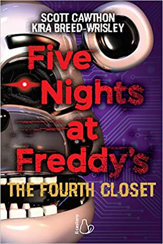 Amazon.com: Five nights at Freddys. The fourth closet ...
