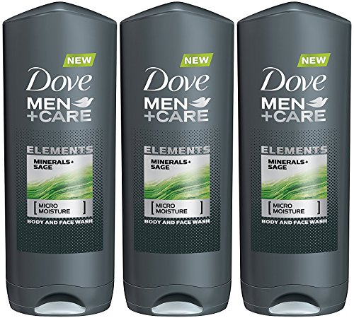 Dove Men Care Body And Face Wash - 6