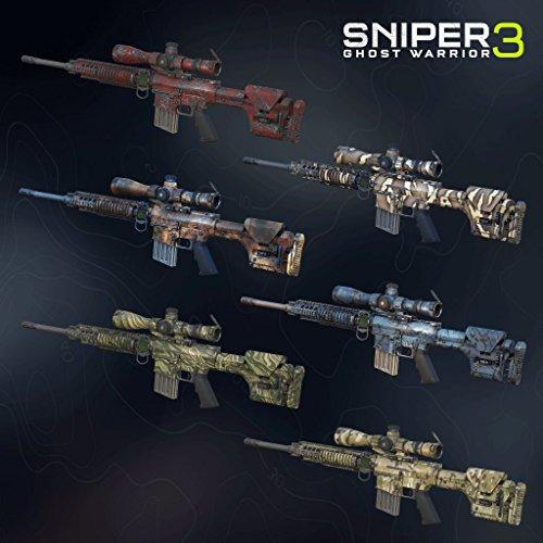 Sniper 3: Weapon Skins Ultimate Bundle - PS4 [Digital Code]