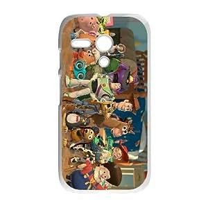 Motorola G Cell Phone Case White Disneys Toy Story bgn