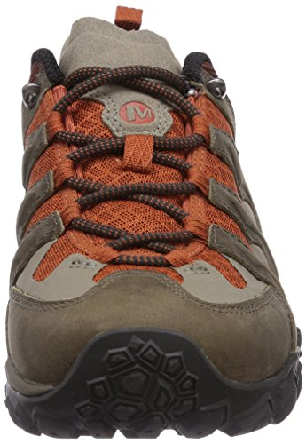 Merrell Men's Stucco Shoes Lace Potters and up Hiking Shift Brown Chameleon Trekking Clay Ventilator rTCStnwrcq