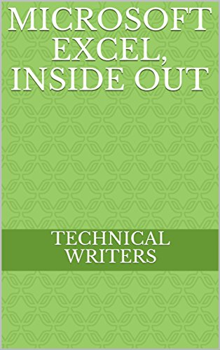 Microsoft Excel, Inside Out (English Edition)