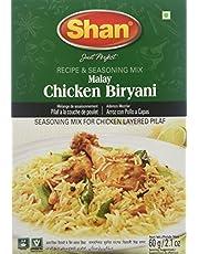 Shan Malay Chicken Biryani Mix 3X60g