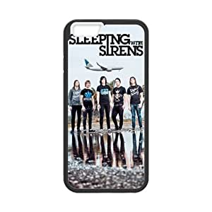 """Hardcore Band Custom Phone Case Sleeping With Sirens for (4.7"""""""") iPhone 6 Case"""