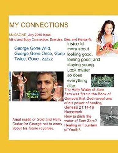 My Connections Magazine: My Connections Magazine by [Adel, Eddie]