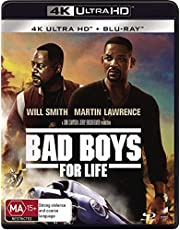 Bad Boys For Life [2 Disc] (4K Ultra HD + Blu-ray)