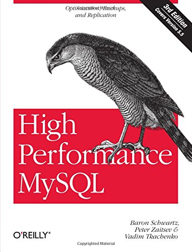 High Performance MySQL: Optimization, Backups, and Replication by O Reilly Media