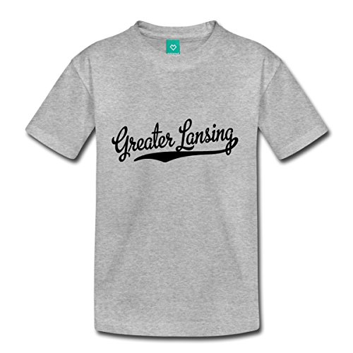 greater-lansing-toddler-premium-t-shirt-by-spreadshirt-youth-4t-heather-gray