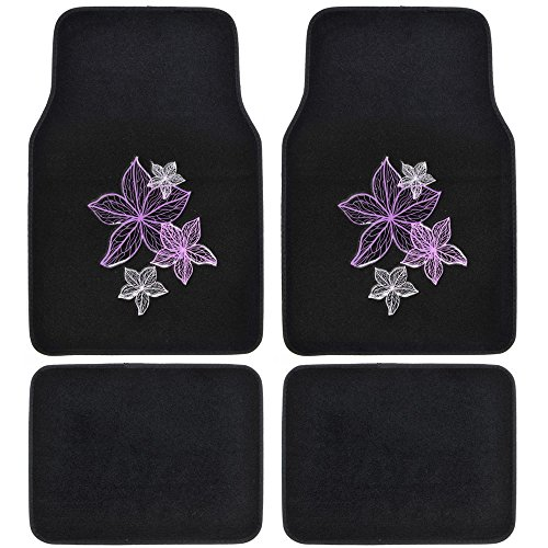 cute car seat covers floor mats - 7
