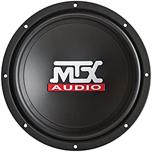 "MTX Audio 10"" 300W Subwoofer + Q Power Truck Enclosure + Boss 1100W A/B Amplifier"