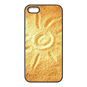 Sun pattern beach fashion phone case for iPhone 5s