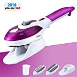 [Upgraded Version] Home Garment Steamer 5-in-1 Portable Fabric Steamer, Clothes Steamer Handheld, Iron Steamer, Household Steamer for Clothes