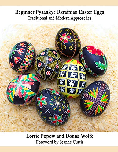 Beginner Pysanky: Ukrainian Easter -