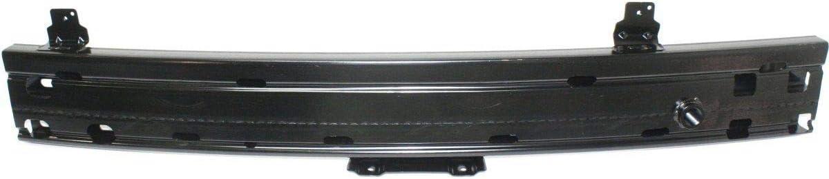 Front Bumper Reinforcement For 2014-16 Nissan Versa Note AT Steel Primed