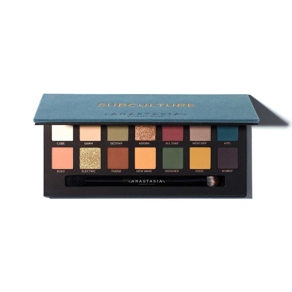 Anastasia Beverly Hills Eyeshadow Palette - Subculture by Anastasia Beverly Hills (Image #2)
