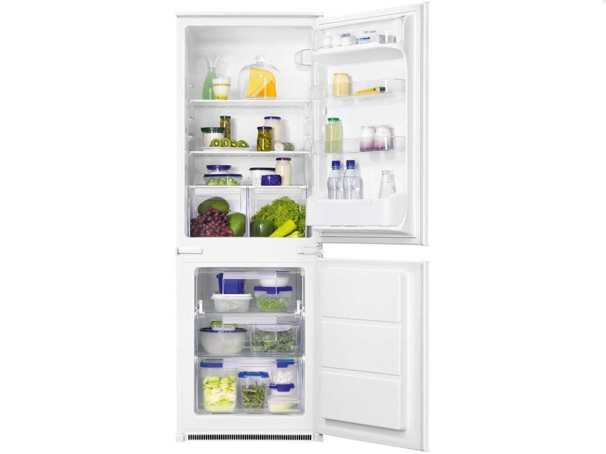 Aeg Kühlschrank 158 Cm : Zanussi zbb25431sa integriertem 235l a weiß u2013 réfrigérateurs