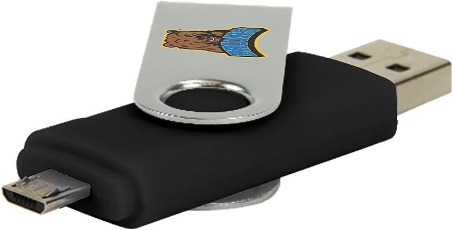 University of Miami Inc LXG Stylus USB Pen-Black
