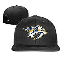 Baishop Nashville Predators Adjustable Baseball Hat & Cap