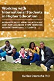 Working with International Students in Higher Education, Eunice Okorocha, 184549458X